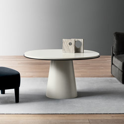Owen Lounge Table | Tables de repas | Meridiani