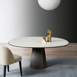 Owen Table | Tables de repas | Meridiani