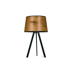 Attica | Oak | Table lights | LeuchtNatur