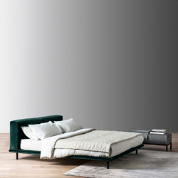 Timothy Bed | Beds | Meridiani
