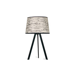 Attica | Silver birch | Luminaires de table | LeuchtNatur