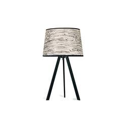 Attica | Silberbirke | Tischleuchten | LeuchtNatur