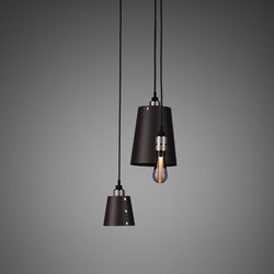 Hooked 3.0 Mix | Graphite | Steel | Suspended lights | Buster + Punch