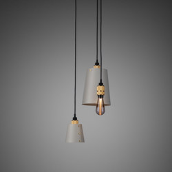 Hooked 3.0 Mix | Stone | Brass | Suspended lights | Buster + Punch