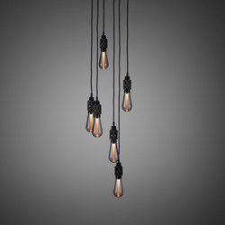 Hooked 6.0 Nude | Smoked | Suspended lights | Buster + Punch