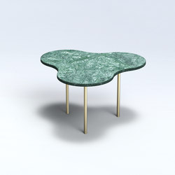 Camo A - Marble - Verde Alpi | Tables basses | NEO/CRAFT
