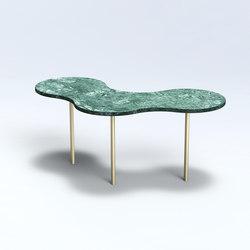 Camo B - Marble - Verde Alpi   Mesas de centro   NEO/CRAFT