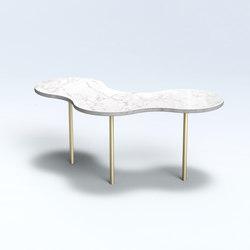 Camo B - Marble - Carrara   Mesas de centro   NEO/CRAFT