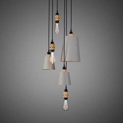 Hooked 6.0 Mix Stone | Brass | Suspensions | Buster + Punch