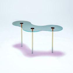Camo B - Glass - Cyan/Magenta | Coffee tables | NEO/CRAFT