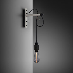 Hooked wall | nude | Stone | Smoked Bronze | Wall lights | Buster + Punch