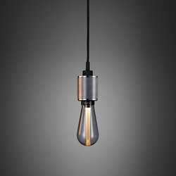 Heavy Metal | Steel | Suspended lights | Buster + Punch