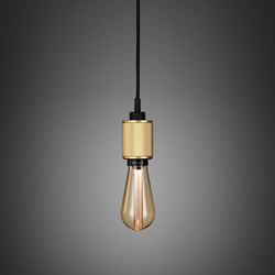 Heavy Metal   Brass   Suspended lights   Buster + Punch