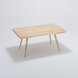 Ena table one | 160x100x75 | Esstische | Gazzda