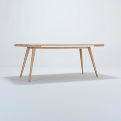 Ena table one | 180x100x75 | Esstische | Gazzda