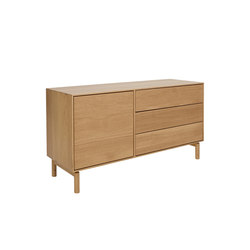 Modulo | LH Door/Drawer | Credenze | ercol