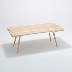 Ena table one | 200x100x75 | Esstische | Gazzda