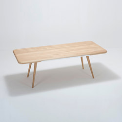 Ena table one | 220x100x75 | Esstische | Gazzda