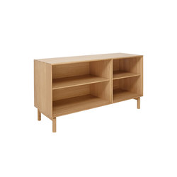 Modulo | RH narrow adjustable shelf / wide adjustable shelf | Sideboards | ercol