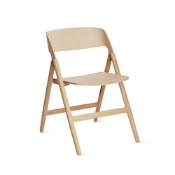 Narin Folding Chair | Chaises | Design Within Reach
