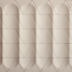 Flutes and Reeds | Concrete tiles | KAZA