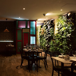 Indoor Vertical Garden | Sambamaki | Vasi piante | Greenworks