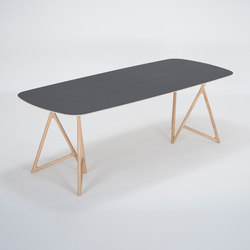 Koza table | 220x90x75 | linoleum | Tables de repas | Gazzda