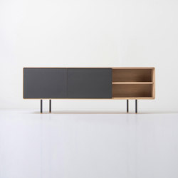 Fina sideboard | 180 | Buffets / Commodes | Gazzda