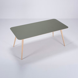Linn table | 180x90x75 | Mesas comedor | Gazzda