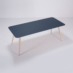 Linn table | 200x90x75 | Mesas comedor | Gazzda