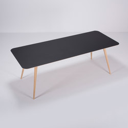 Linn table | 220x90x75 | Mesas comedor | Gazzda