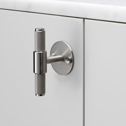 T Bar | Plate | Steel | Cabinet handles | Buster + Punch