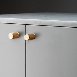 Furniturer Knob | Brass | Pomoli arredo | Buster + Punch