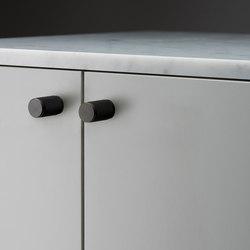 Furniturer Knob | Smoked Bronze | Cabinet knobs | Buster + Punch