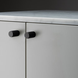 Furniturer Knob | Black | Cabinet knobs | Buster + Punch