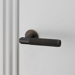 Door Lever Handle | Smoked Bronze | Lever handles | Buster + Punch
