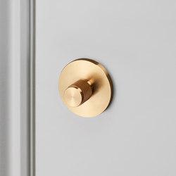 Thumbturn Lock | Brass | Locks | Buster + Punch