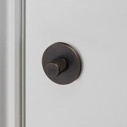 Thumbturn Lock | Smoked Bronze | Locks | Buster + Punch