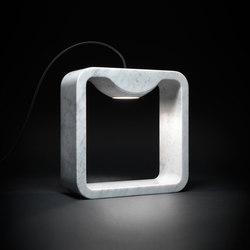 Quattrolati | Lampade tavolo | Tato