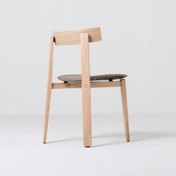 Nora chair | Dakar | Sillas | Gazzda