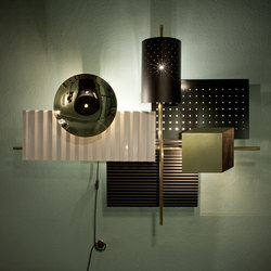 Wallie Scultura | Wall lights | Tato