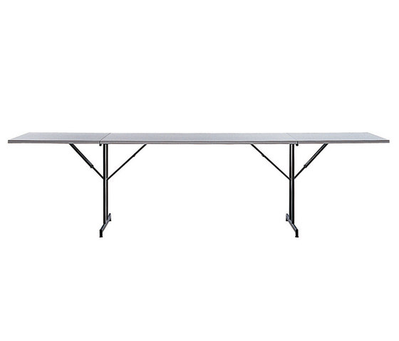 WOGG TIRA Folding and extending table Roner de WOGG | Mesas de reuniones
