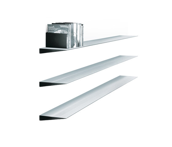 WOGG TARO Aluminum Wall Shelf by WOGG | Shelving