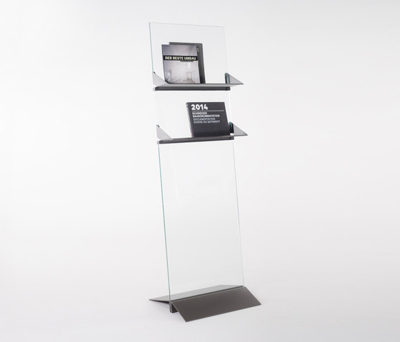WOGG TARO Self-Standing Shelf Unit by WOGG | Display stands
