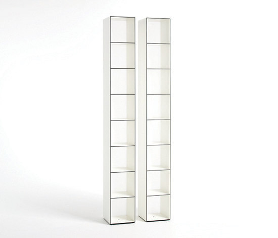 WOGG CARO Shelf Tower by WOGG | Office shelving systems