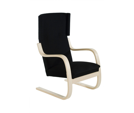 Armchair 401 by Artek | Lounge chairs