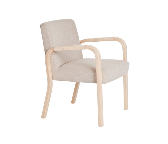 Armchair 46 by Artek | Restaurant chairs