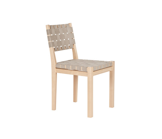 Chair 615 by Artek | Church chairs