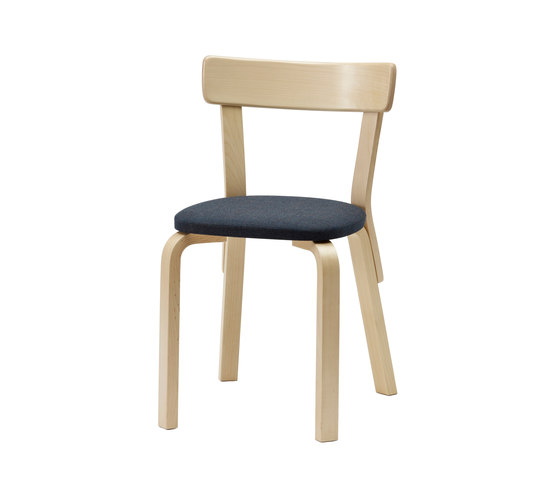 Chair 69 by Artek | Visitors chairs / Side chairs