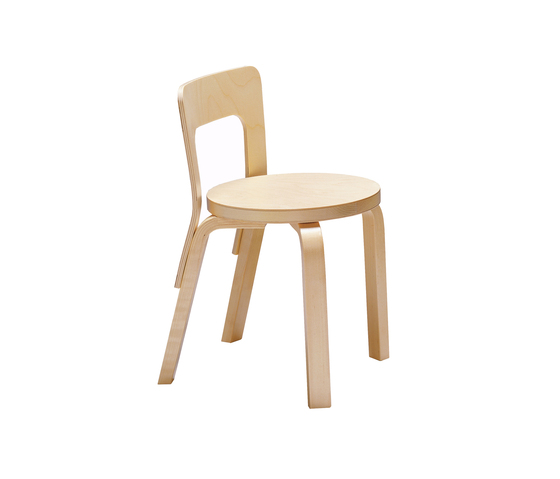 Children's Chair N65 di Artek | Children's area